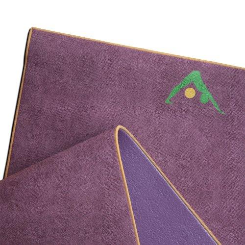 """Aurorae Yoga Mat / Towel, """"Synergy"""" The Original Super"""
