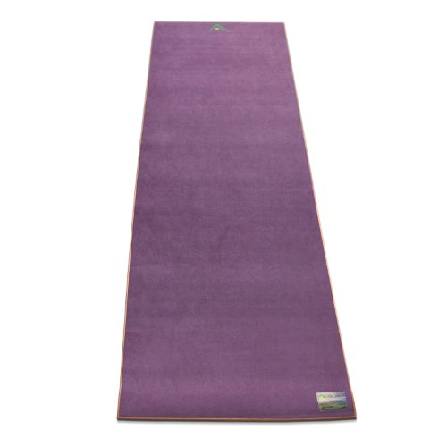 "Aurorae Yoga Synergy Yoga Mat Towel Combination In: Aurorae Yoga Mat / Towel, ""Synergy"" The Original Super"