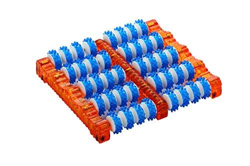 Goldengulf Acupressure Roller Relif Stress Foot Roller