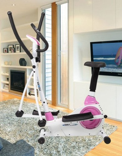 Home fitness gym indoor exercise bicycle elliptical