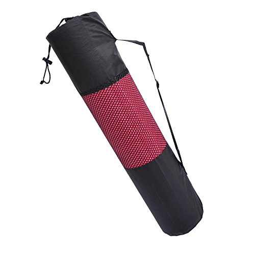 Soozier Extra Thick Non Skid Deluxe Yoga Mat W Carrying