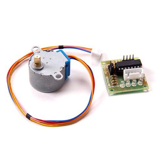 Toogoo R 28byj 48 28byj48 Dc 5v 4 Phase 5 Wire Stepper