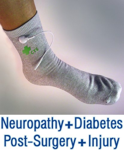 Premium Conductive Socks Package For Pain Treatment