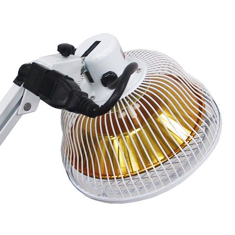 Tdp Far Infrared Mineral Heat Lamp With A Detachable Head